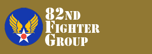 82nd Fighter Group Website Logo
